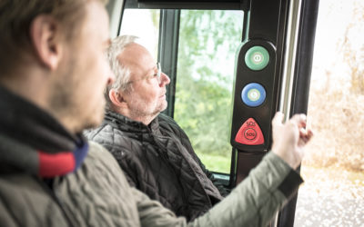 Nyt projekt skal teste selvkørende shuttles i Storkøbenhavn