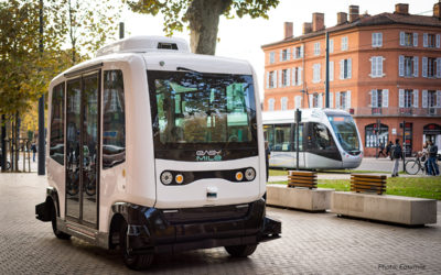 Supplier is open for strong cooperation on autonomous shuttle testing
