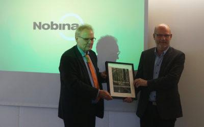 LINC-TUPPAC partner modtager grøn initiativpris