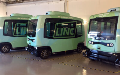 Vibrant new summer suits for LINC shuttles
