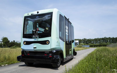New catalog inspires urban planners to use self-driving transport