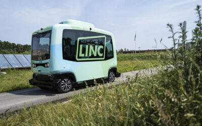 Year-long approval process leaves self-driving shuttles in the slow lane